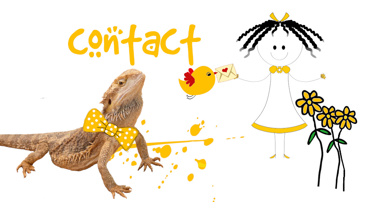 contact bearded dragons world