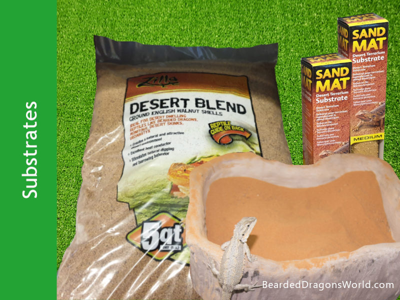 substrate for bearded dragon